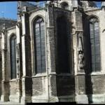 Achterkant Sint-Gummaruskerk (AutoStitch)