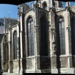 Achterkant Sint-Gummaruskerk (Ice)